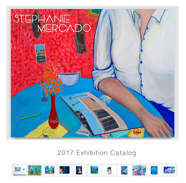 stephanie mercado exhibition catalog